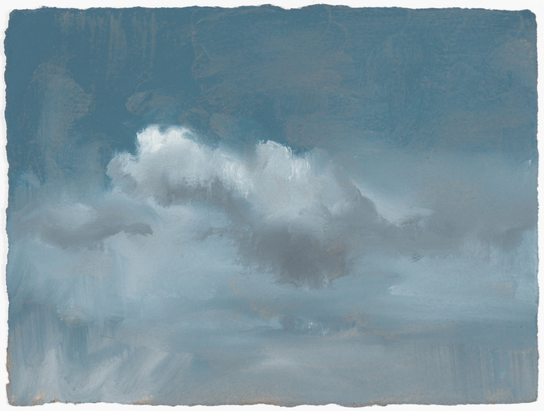 cloud studies No. 21