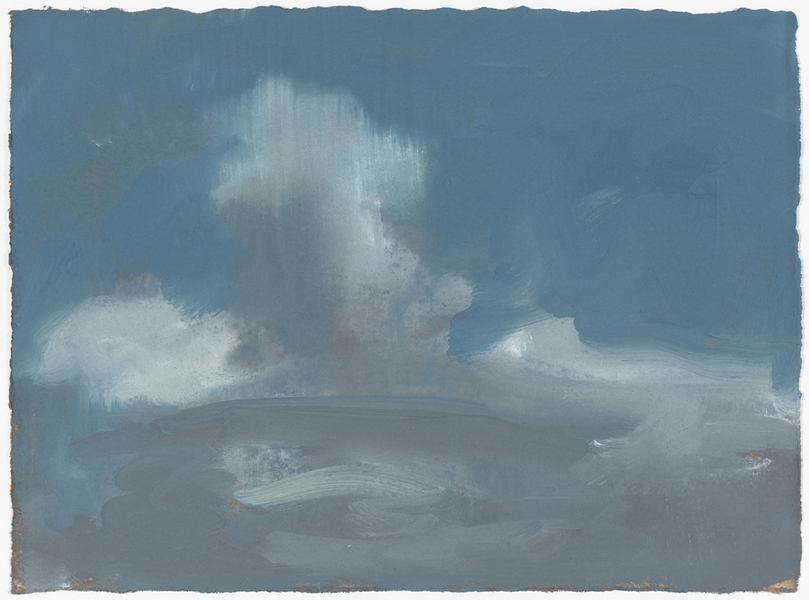 cloud studies No. 18