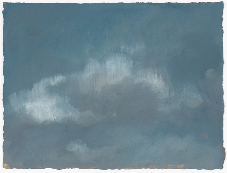 cloud studies No. 17
