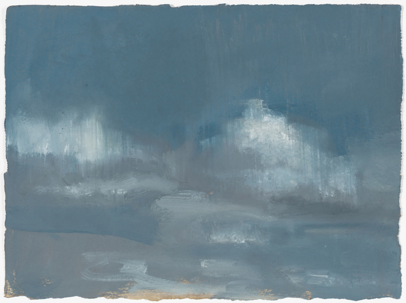 cloud studies No. 16