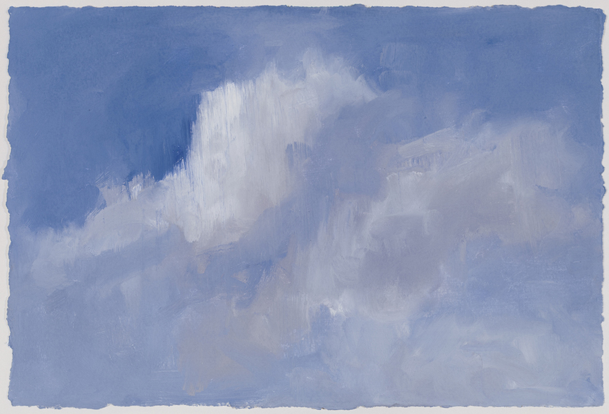 cloud studies No. 24