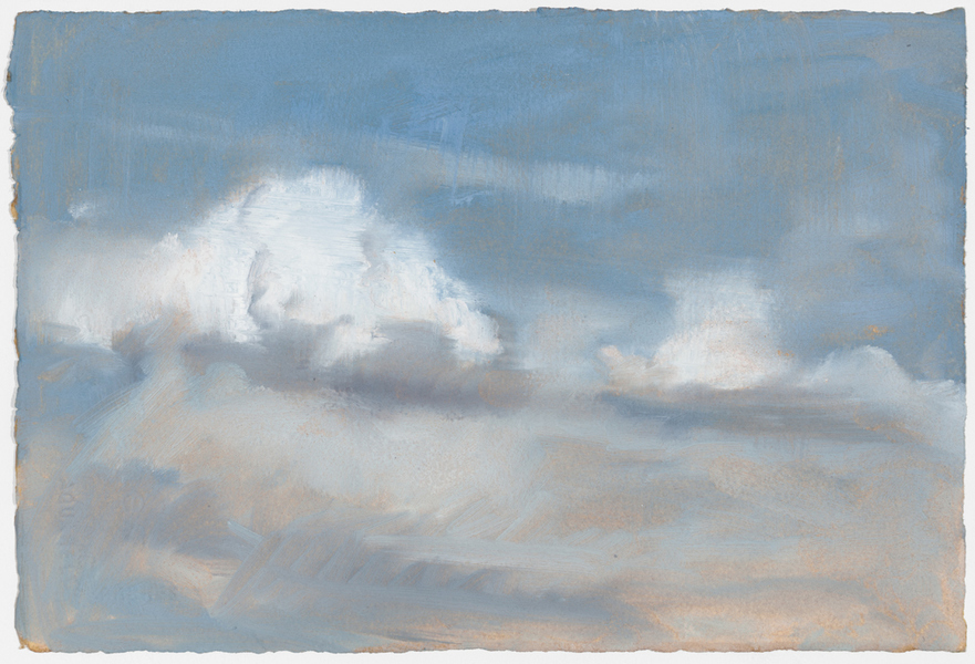 cloud studies No. 27
