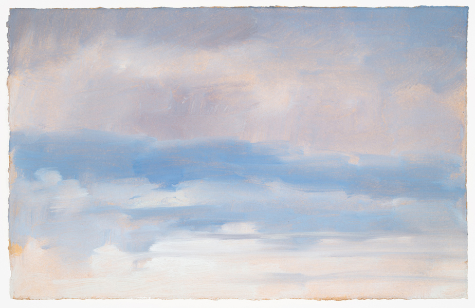 cloud studies No. 37