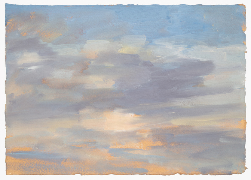 cloud studies No. 34