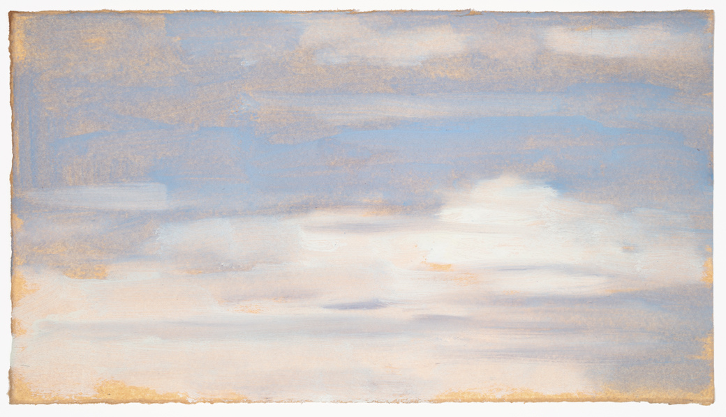 cloud studies No. 38