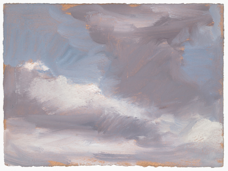 cloud studies No. 41