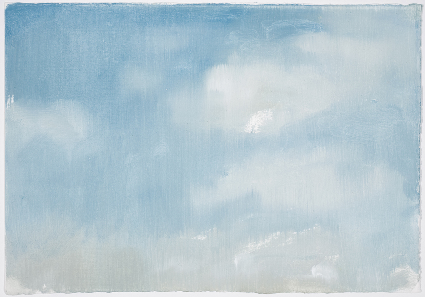 cloud studies No. 2