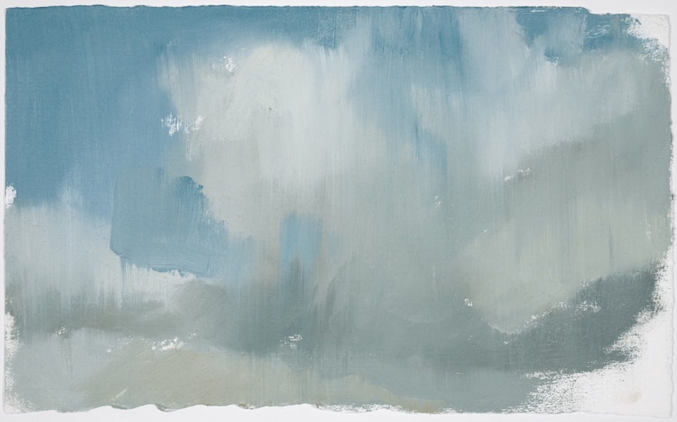 cloud studies No. 4