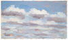 cloud studies Oil on Paper
