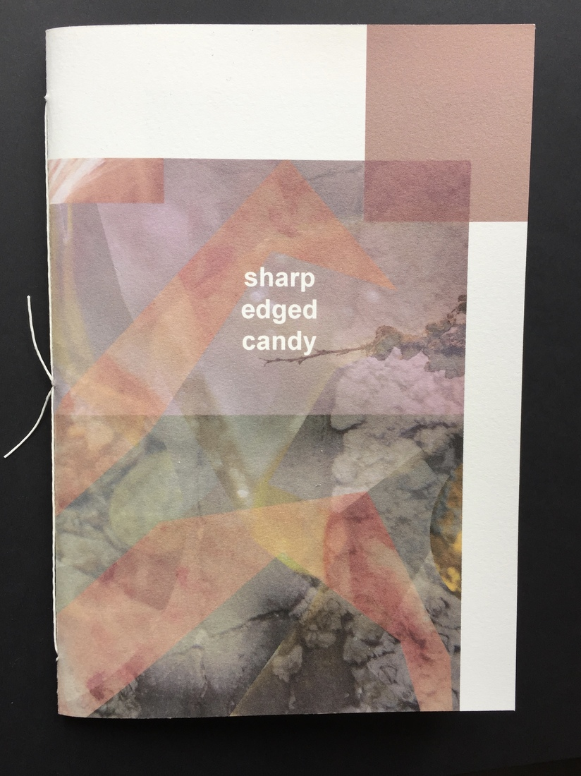 Book: Sharp edged candy