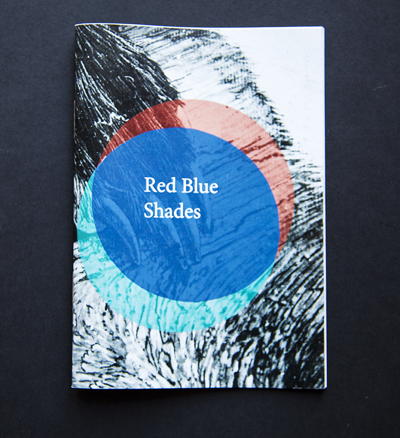 Book: Red Blue Shades