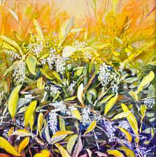 Cynthia K Mullins Archives oil on board