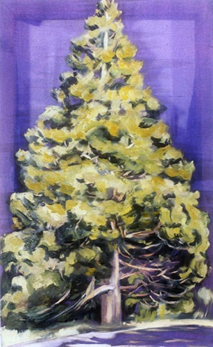 Cindy Tower Tree Paintings