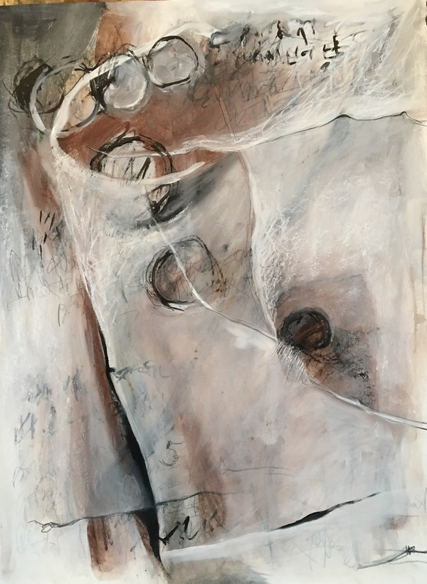 Clare Murray Adams Drawings mixed media