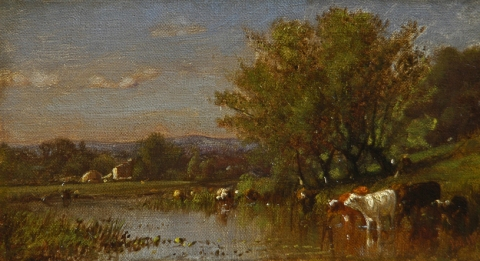 19th Century Summer Landscape