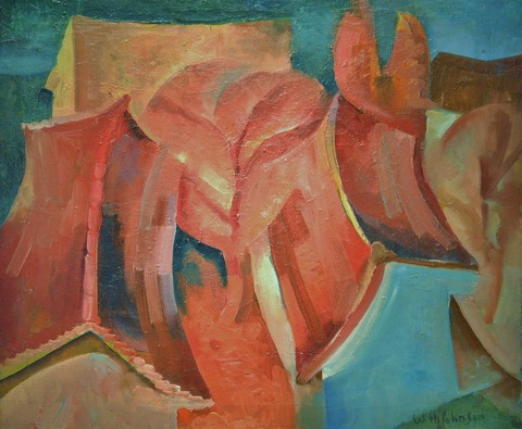 CLARKE GALLERY Recent Acquisitions Oil on Canvas