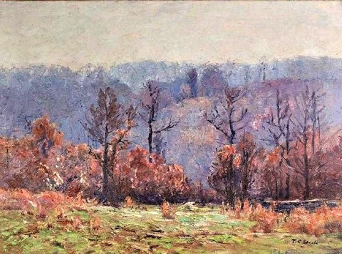 19th Century Autumn Brown's County