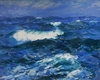 Impressionism  Oil on Board