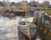 Impressionism  Oil on Canvas