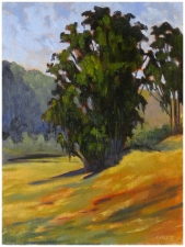Cleo Vilett Outdoor Studies Oil on Linen