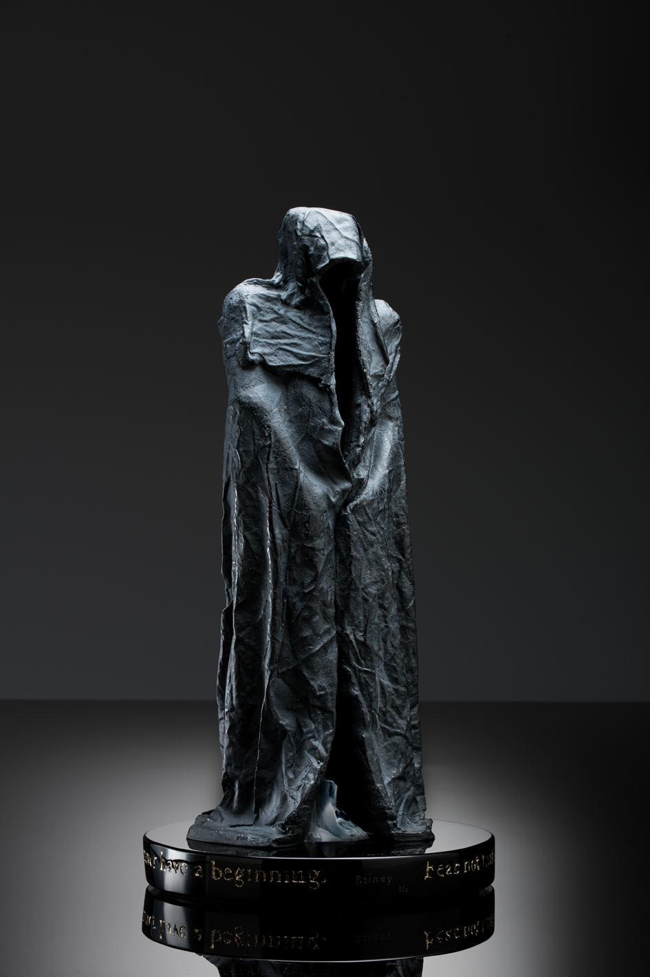 In The Beginning Was Black Series Mourner