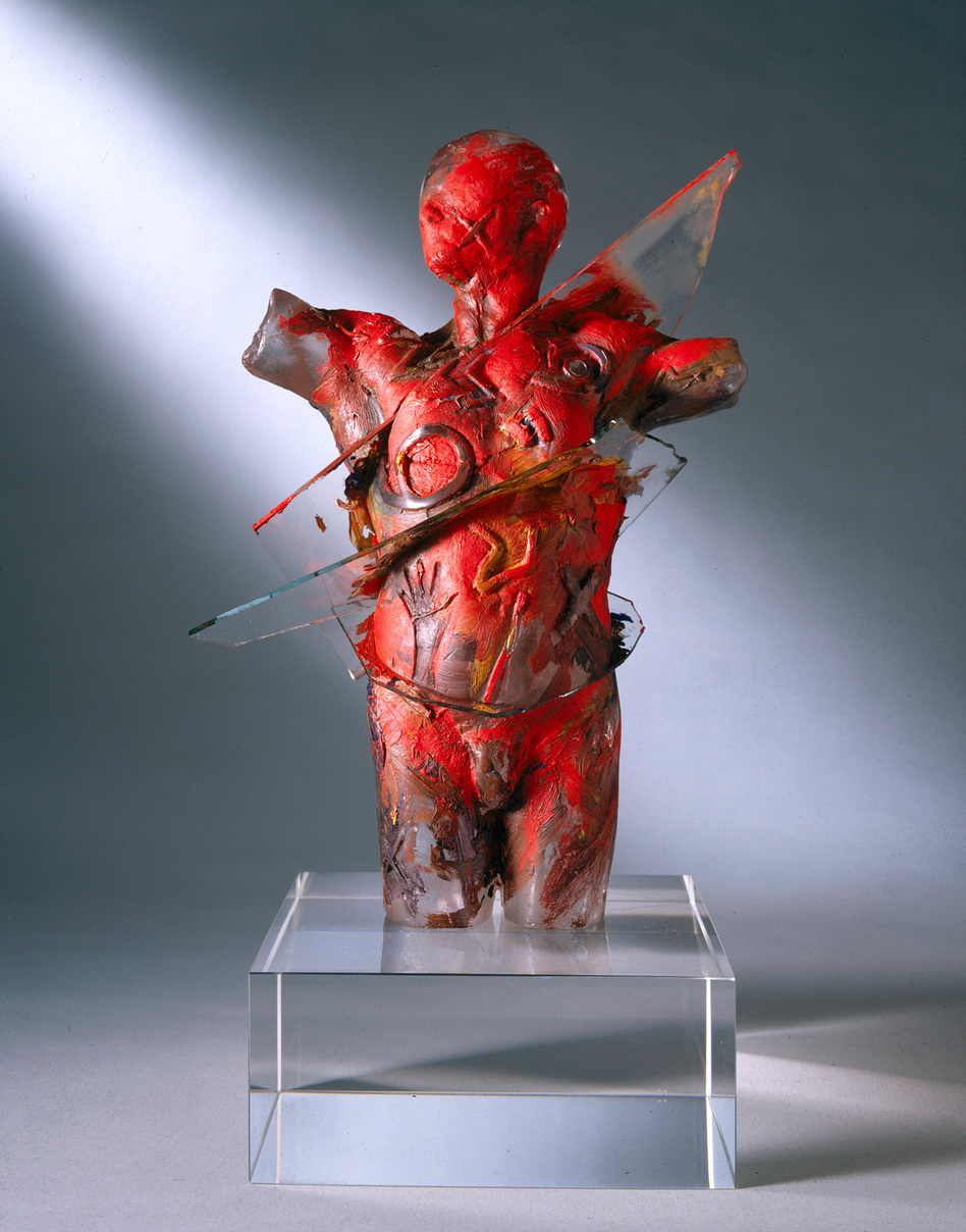 The Human Form Maquette for Italo No. 2, 1985