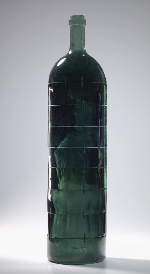 Bottle/Coca Cola Form The Void and Its Potential Volume