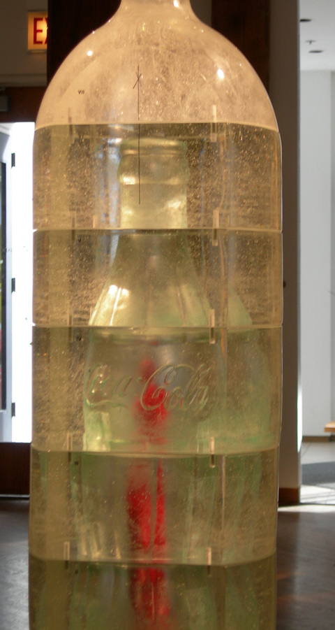 Bottle/Coca Cola Form