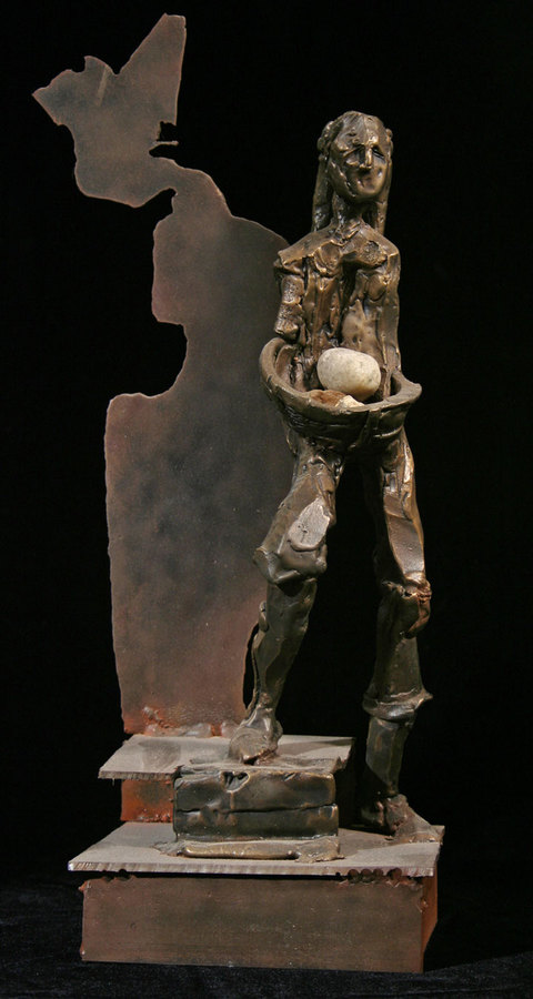 Past work Cast bronze