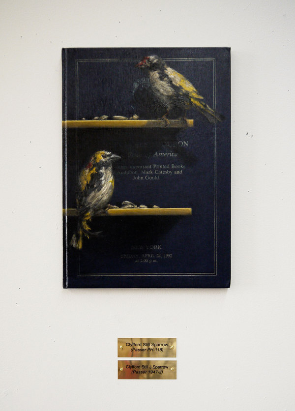 CLIVE SMITH STUDIO Speculative Birds of America and Europe