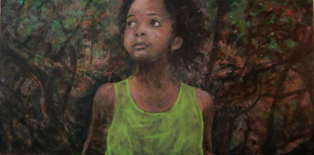 Inferno- Work destroyed in my studio fire The Southern Wild