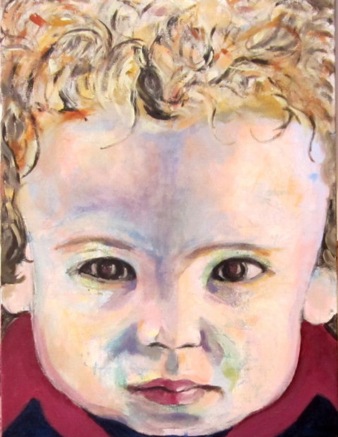 Paintings of my Family Ethan