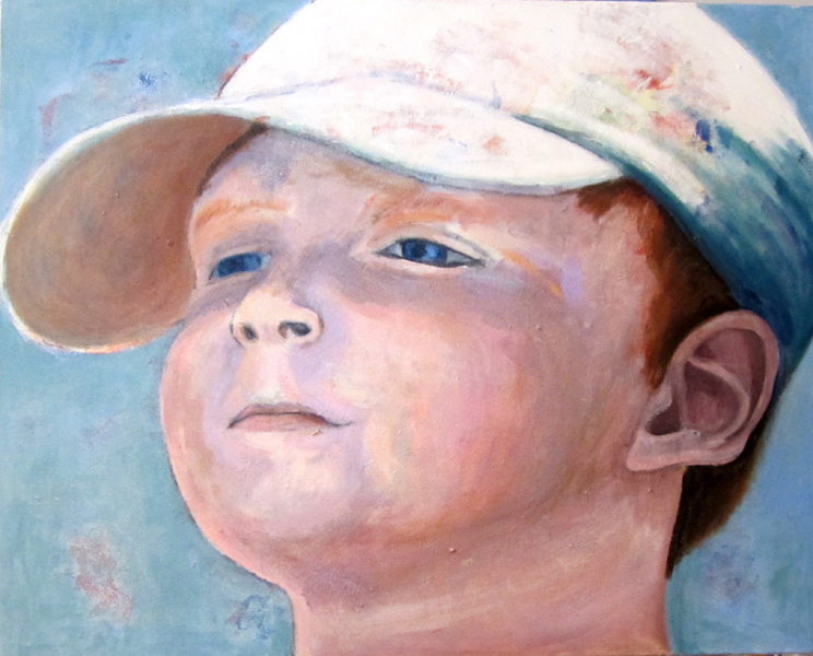Paintings of my Family Charlie