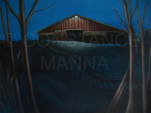 Connie Manna Gallery Acrylic on Canvas