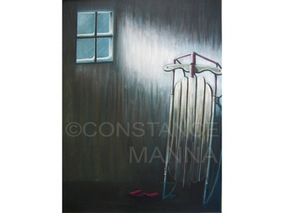 Connie Manna Image Gallery 1 Acrylic and Oil on Canvas