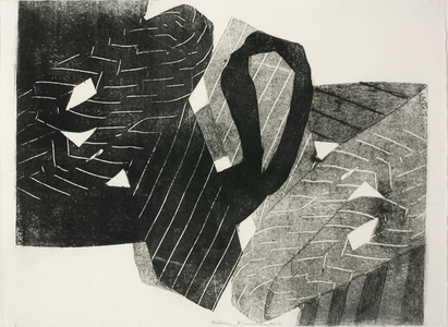 Constance Kiermaier Prints monotype