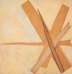 Constance Kiermaier Paintings encaustic on wood