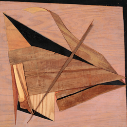 Constance Kiermaier Paintings wood , mixed media on panel