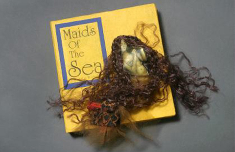 Cordelia Williams Maids of the Sea Book and Book Box with photographic doll