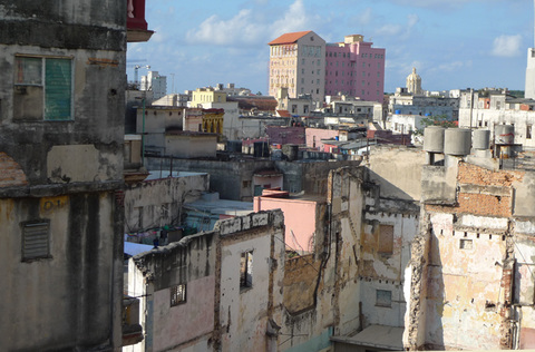 Cordelia Williams Havana 2016 Archival pigment print