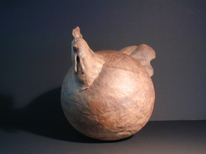 CORINA.- Animal Sculptures Stoneware