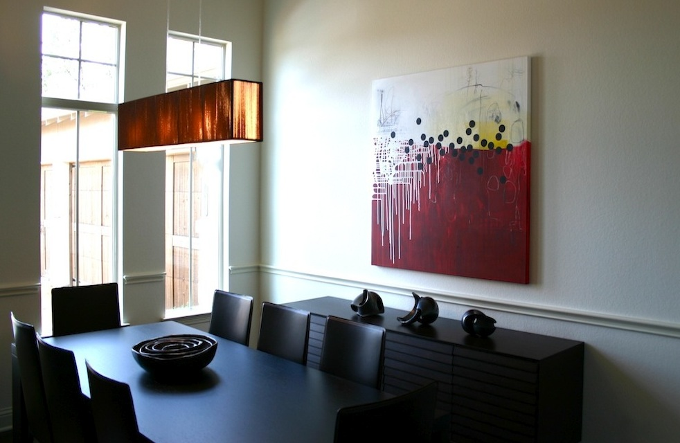 ART IN CONTEXT Lakeway Residence