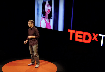 Twenty Years Later I Will Still Remember You. TedxTaipei: Huashan, 2017