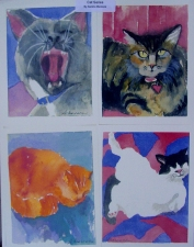 Sandra Maresca Greeting cards watercolor prints
