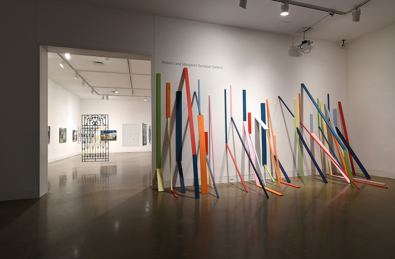 Cybele Lyle California-Pacific Triennial: Building As Ever at Orange County Museum of Art