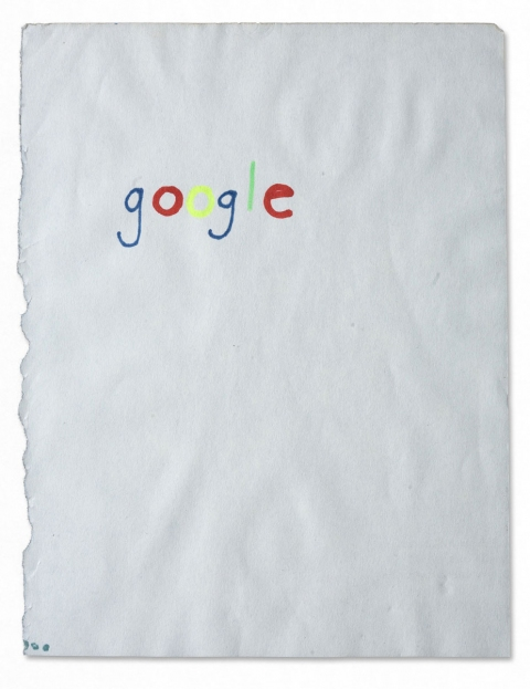 works on paper 2008-2011 google