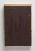Damien Hoar de Galvan painting 2008-2012 oil, wood, on wood