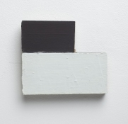 Damien Hoar de Galvan painting 2008-2012 oil on mdf