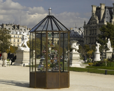 The Tuileries Conservatory for Confectionery Curiosities