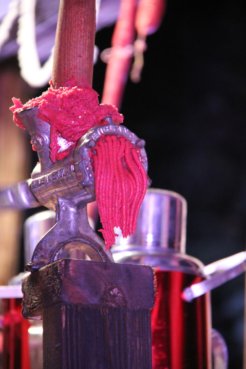 The Melodious Malfeasance Meat-Grinding Machine, 2014 The Melodious Malfeasance Meat-Grinding Machine